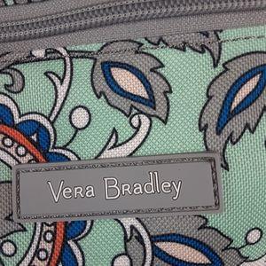 Vera Bradley Bags - NWT Vera Bradley Lighten Up Wheeled Carry-On Fan